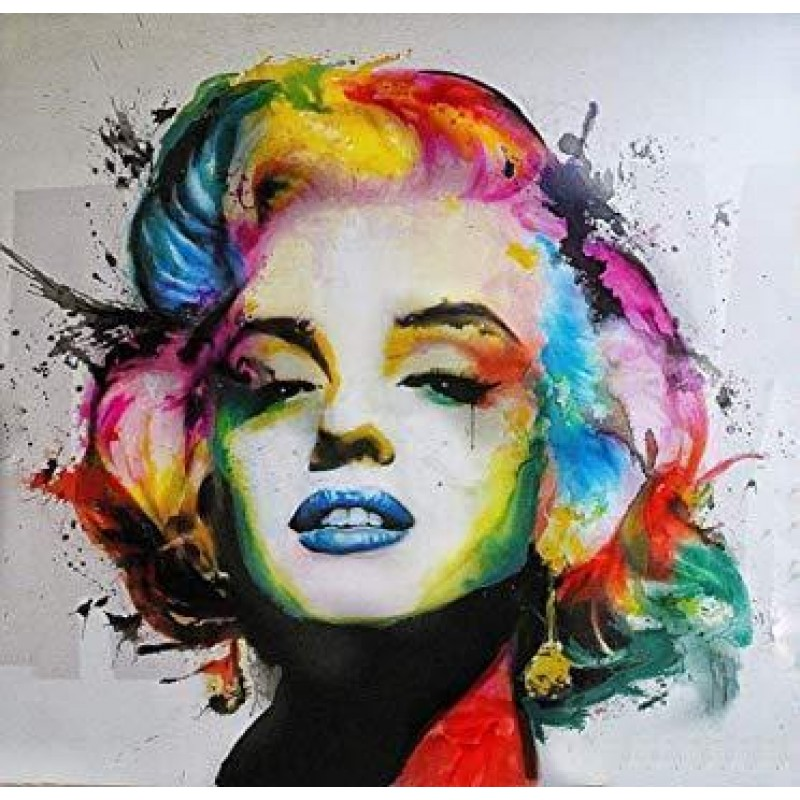 Colorful Marilyn Mon...