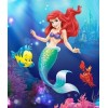 The Little Mermaid Diamond Painting Kit