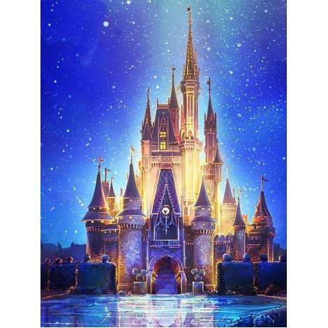 Magic Kingdom Diamond Painting Kit