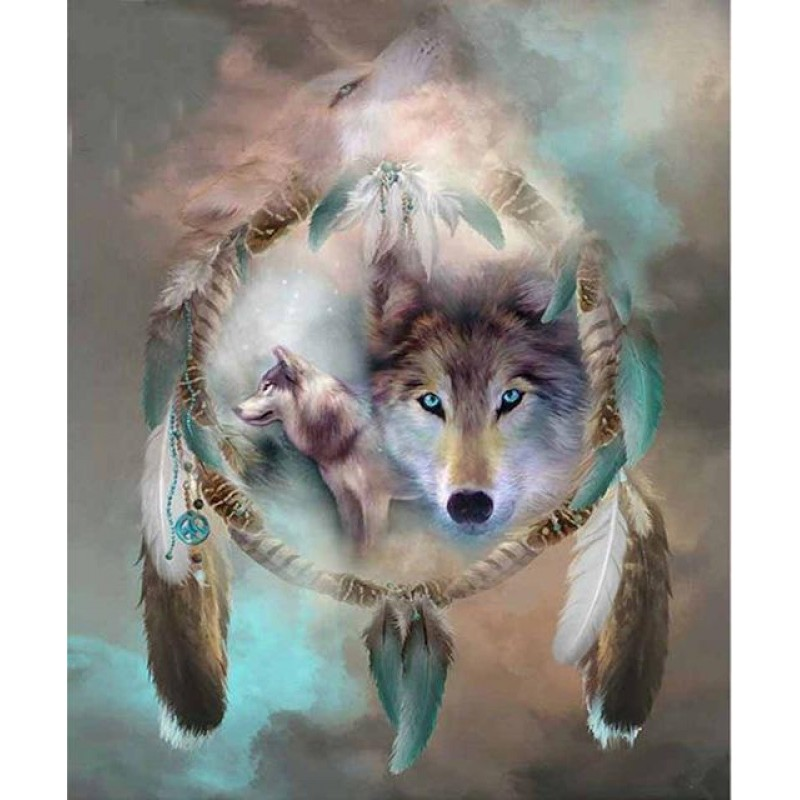 Wolf Dreams Of Peace...